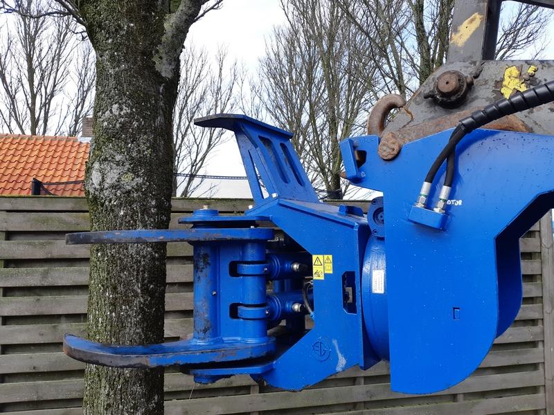 Bomenknipper Eurocrab