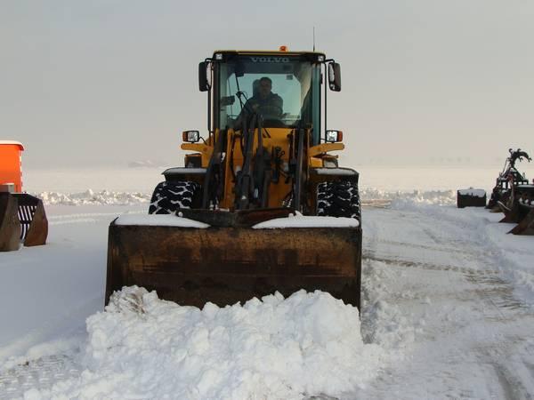 Sneeuwschuiven shovel