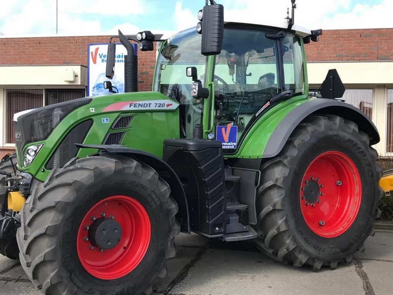 Fendt 720 S4 Profit Plus