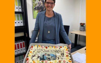 Thera Conijn 12,5 jaar in dienst bij Vermaire