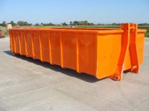 Vrachtwagen container 2