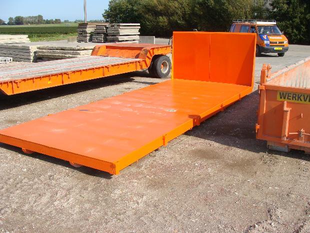 Vrachtwagen container 3