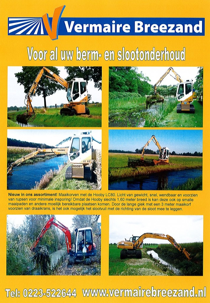 Folder Bermonderhoud pagina 1