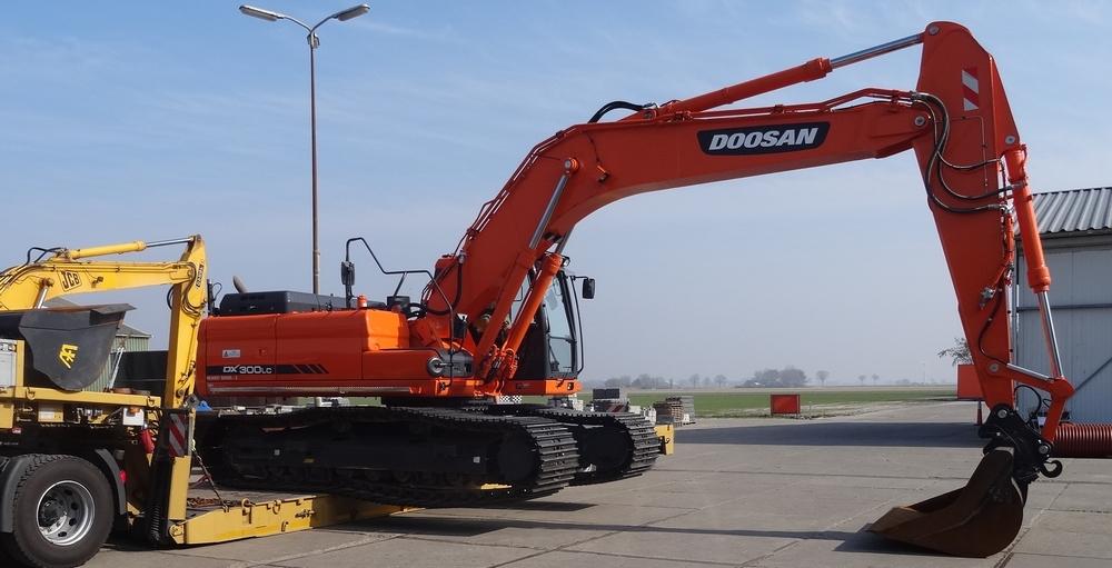 Doosan DX 300 LC 1000P