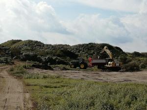 Plaggen duinen Santpoort Natuurmonumenten (4)